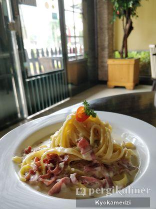 Foto 2 - Makanan(Fettucini Carbonara) di Ground Up Delicatessen oleh Keegan Bryan