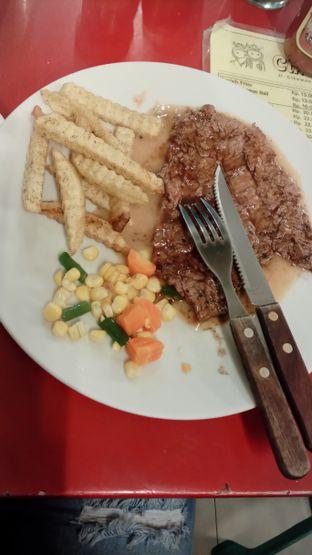 Foto 1 - Makanan di Cikawao Steak oleh haniiv mulyono