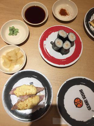 Foto 2 - Makanan di Genki Sushi oleh @Itsjusterr