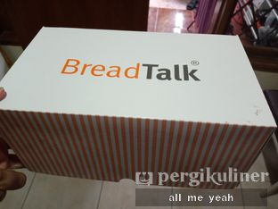 Foto review BreadTalk oleh Gregorius Bayu Aji Wibisono 3