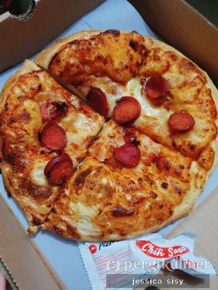 Foto review Pizza Hut Delivery (PHD) oleh Jessica Sisy 1