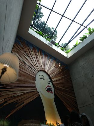 Foto 3 - Interior di Red Door Koffie House oleh kunyah - kunyah