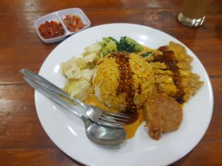 Foto 2 - Makanan(Chopper Reguler Chicken) di Chopper Fish & Chicken Curry oleh Fika Sutanto