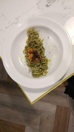 Foto 6 - Makanan(Green Loki Pesto) di Nordic Coffee oleh Arisa Oktavia