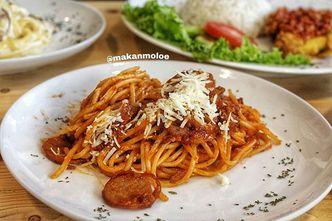 Foto Makanan di Kantin Soeka