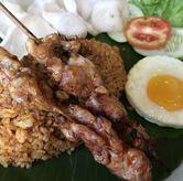 Foto Nasi Goreng Kampung di Kedai Kopi Aceh