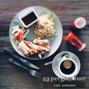 Foto - Makanan(Crispy Chicken Maryland) di Giggle Box oleh Rizki Yantami Arumsari
