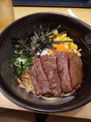 Foto 2 - Makanan(Masamune mazesoba (IDR 68k)) di Kabuto oleh Renodaneswara @caesarinodswr