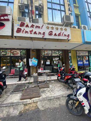 Foto review Bakmi Bintang Gading oleh Riani Rin 7