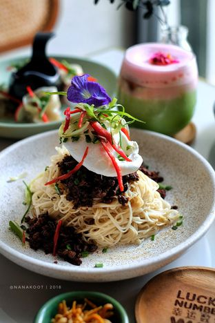 Foto 1 - Makanan di Lucky Number Wan oleh Nanakoot