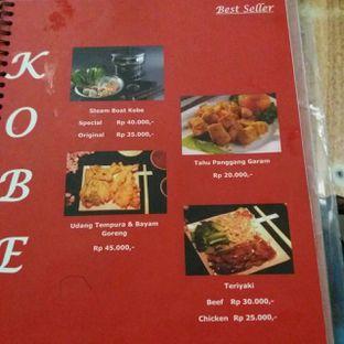 Foto 4 - Menu di Kobe Japanese Food oleh Dianty Dwi