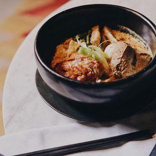 Foto - Makanan(Choice of Laksa (Roast Duck)) di Waha Kitchen - Kosenda Hotel oleh zaky akbar