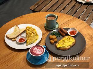 Foto 2 - Makanan di Sleepyhead Coffee oleh Cubi