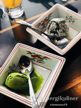Foto 14 - Makanan(Matcha And Black Sesame Ice Cream) di Enmaru oleh Sienna Paramitha