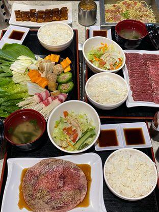 Foto 14 - Makanan di Hattori Shabu - Shabu & Yakiniku oleh Levina JV (IG : levina_eat )
