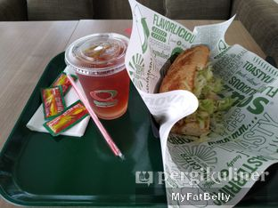 Foto review Quiznos oleh My Fat Belly 2