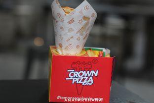Foto 1 - Makanan di Crown Pizza Cone oleh Ana Farkhana