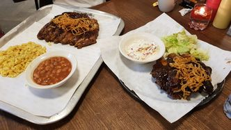 Foto Makanan di Holy Smokes