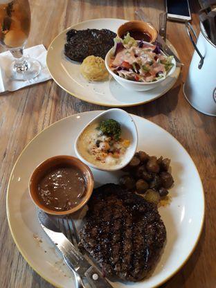 Foto 1 - Makanan di Red Angus Steakhouse oleh Mouthgasm.jkt