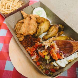 Foto 2 - Makanan di Nasi Kulit Pas Kantong oleh Margaretha Helena #Marufnbstory