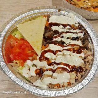 Foto - Makanan(Combo Platter Reguler) di The Halal Guys oleh Ayu Hesti Wulandari
