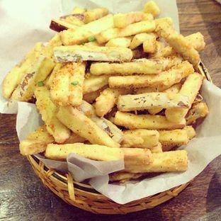 Foto 3 - Makanan(Spicy Garlic Brinjal) di My Kopi-O! oleh Milly