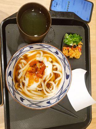 Foto 2 - Makanan di Marugame Udon oleh firout
