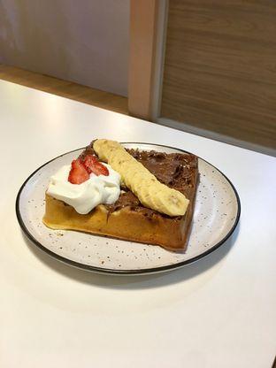 Foto 28 - Makanan di BROWNFOX Waffle & Coffee oleh Prido ZH