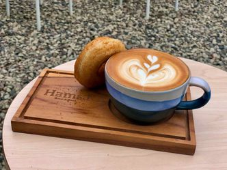 Foto Makanan di Hamsa Coffee