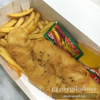 Foto Makanan di Fish Streat