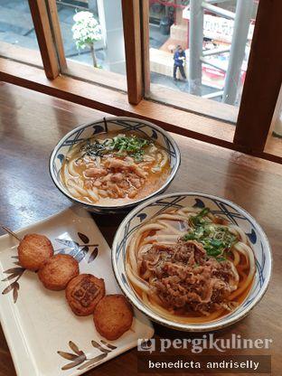 Foto 3 - Makanan di Marugame Udon oleh ig: @andriselly