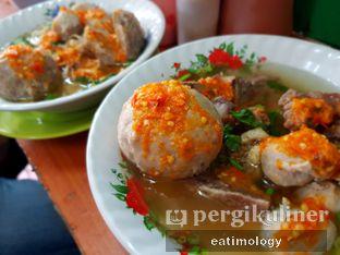 Foto 3 - Makanan di Bakso Wong Wonogiri oleh EATIMOLOGY Rafika & Alfin