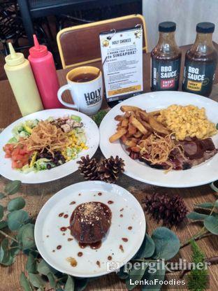 Foto 1 - Makanan di Holy Smokes oleh LenkaFoodies (Lenny Kartika)