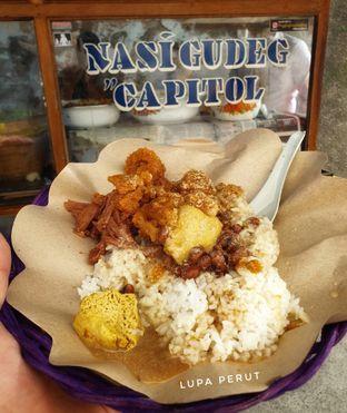 Foto review Nasi Gudeg Capitol oleh Leonardo Lawuan 1