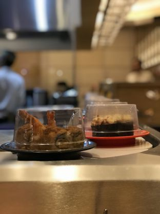 Foto 2 - Makanan di Sushi Tei oleh Vicky Angdi