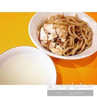 Foto - Makanan(Mie Alot Ayam) di Bakmi Agoan oleh Yummy Eats