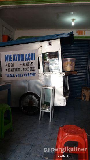 Foto 3 - Eksterior di Mie Ayam Acoi oleh Selfi Tan