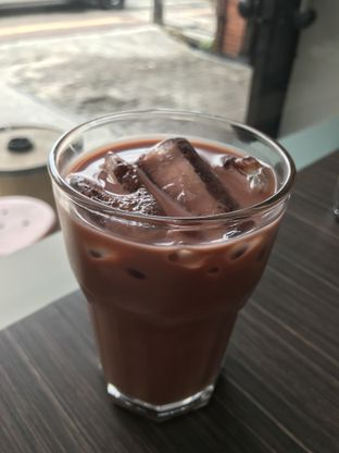 Foto 1 - Makanan(Blood velvet nitro brew coffee) di Kopi Kebut oleh Patricia.sari