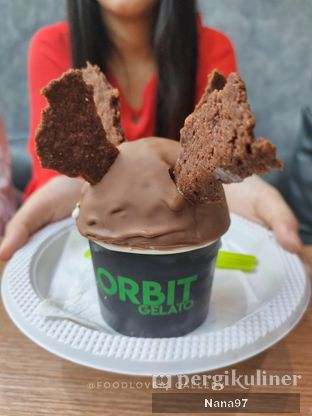 Foto 1 - Makanan di Orbit Gelato oleh Nana (IG: @foodlover_gallery)