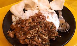 Nasi Goreng Gongso Mas Kamto