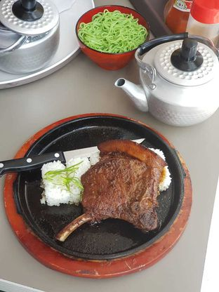 Foto 8 - Makanan di Universal Noodle Ichiro Chazuke Ramen Market oleh Makankalap