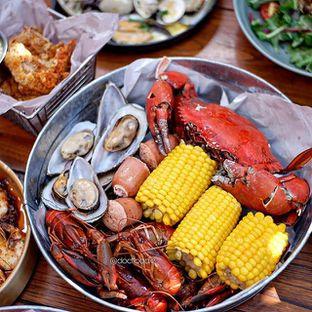 Foto 1 - Makanan di The Holy Crab oleh Doctor Foodie