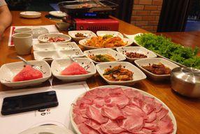 Foto Wonjo Korean Barbeque Family Restaurant