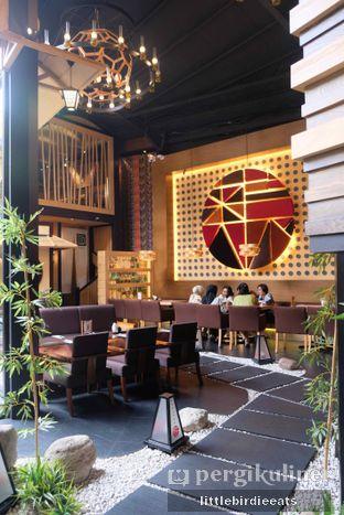 Foto 5 - Interior di Okuzono Japanese Dining oleh EATBITESNAP // Tiffany Putri