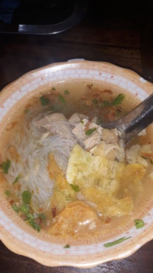 Foto 1 - Makanan di Soto Sedaap Boyolali Hj. Widodo oleh Mouthgasm.jkt