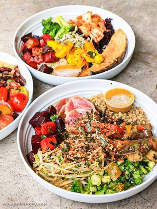 Foto 1 - Makanan di Grain Traders oleh Nicole    @diaryanakmakan
