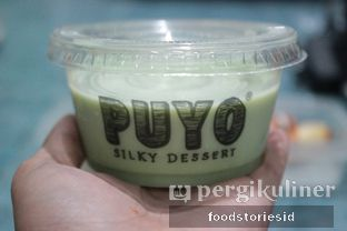 Foto - Makanan di Puyo Silky Desserts oleh Farah Nadhya   @foodstoriesid
