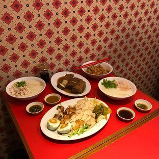 Foto 2 - Makanan di Bubur Cap Tiger oleh Della Ayu