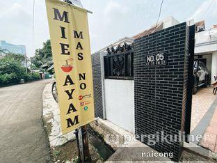 Foto review Mie Ayam Mas No oleh Icong  1