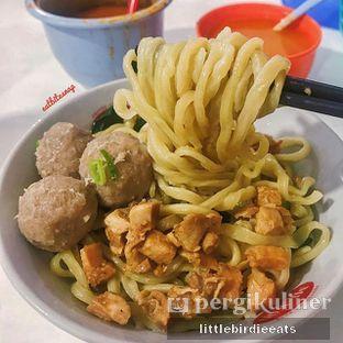 Foto - Makanan di Bakmi Ayam Berkat oleh EATBITESNAP // Tiffany Putri
